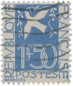 France 1934 - YT 294 - Oblitéré