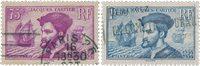 France 1934 - YT 296-97 - Oblitéré
