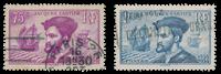 Frankrig 1934 - YT 296-97 - Stemplet