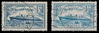 Frankrig 1935 - YT 299/300 - Stemplet