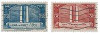 Frankrig 1936 - YT 316-17 - Stemplet