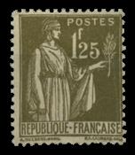 Frankrig 1932 - YT 287 - Ubrugt