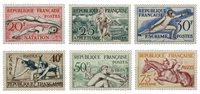 France 1953 - YT 960-65 - Neuf