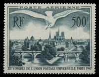 France 1947 - YT PA20 - Poste Ariénne neuf