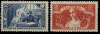 France 1935 - YT 307-08 - Neuf