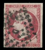 France 1959 - YT 17B - Oblitéré