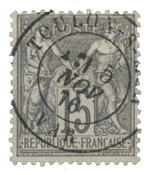 France 1876 - YT 66 - Cancelled