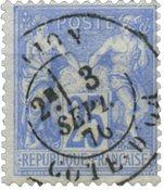 France 1876 - YT 68 - Oblitéré
