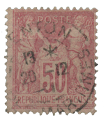 France 1900 - YT 104 - Cancelled