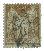 France 1900 - YT 105 - Cancelled