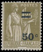 Frankrig - YT 3b - Ubrugt