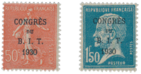 Frankrig - YT 264-65 - Postfrisk
