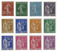 France - YT 360-71 - Neuf