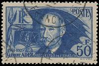 France 1938 - YT 398 - Oblitéré
