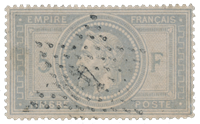 France 1863 - YT 33 - Cancelled