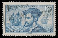 Frankrig 1934 - YT 297 - Stemplet