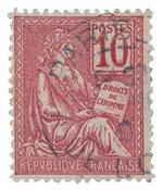 France 1900 - YT 112 - Oblitéré