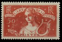 Frankrig 1935 - YT nr. 308 - Ubrugt
