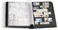 A4 LUXUS-säiliökirja 64-sivuilla - A4  - mustat lehdet