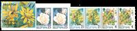 Isle of Man - Flower booklet