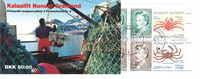 Greenland - Crabs - Booklet no. 3 - Cancelled