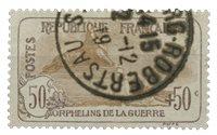 France 1917 - YT 153 - Oblitéré