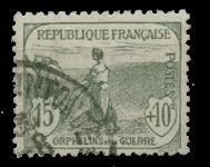 France 1917 - YT 150 - Oblitéré