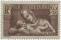 France 1937 - YT 356 - Neuf