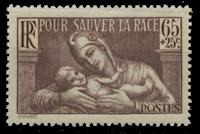 Frankrig 1937 - Postfrisk - YT 356