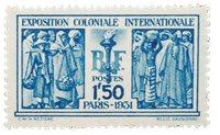France 1930 - YT 274 - Neuf avec charnière