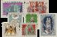 Belgien 1957 - OBP 1039-45 - Ubrugt