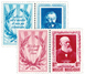 Belgien 1952 - OBP 898-99 - Ubrugt