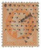 France 1863 - YT 31 - Oblitéré