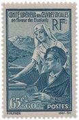 Frankrig 1938 - YT 417 - Postfrisk