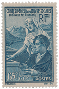 France 1938 - YT 417 - Neuf