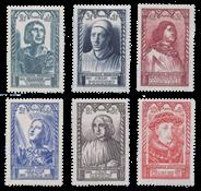 Frankrig 1946 - YT 765/770 - Postfrisk