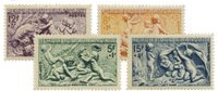 France 1949 - YT 859/62 - Neuf