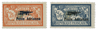 France 1927 - YT PA1-2 - Poste Ariénne neuf