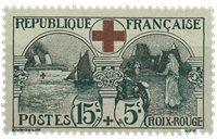 France 1918 - YT 156 - Neuf avec charnière