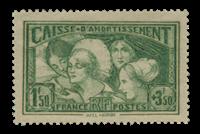 Frankrig 1931 - YT 269 - Ubrugt