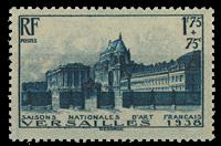 France 1938 - YT 379 - Neuf avec charnière