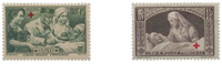 Frankrig 1940 - YT 459-60 - Ubrugt