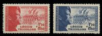 France 1942 - YT 565-66 - Neuf avec charnière