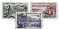 Frankrig 1959 - YT 1192-94 - Ubrugt