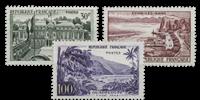 France 1959 - YT 1192-94 - Neuf avec charnière