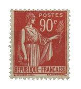 France 1932 - YT 285 - Neuf avec charnière