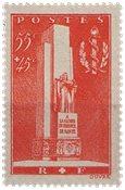France 1938 - YT 395 - Neuf avec charnière