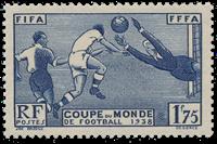 France 1938 - YT 396 - Neuf avec charnière