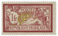 France 1900 - YT 121 - Neuf avec charnière