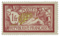 Frankrig 1900 - YT 121 - Ubrugt